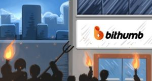 Взломана биржа Bithumb