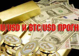 Обзор и прогнозы рынков золота и криптовалют на конец сентября 2019