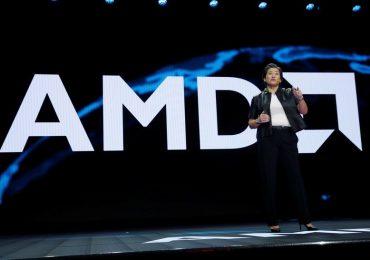 AMD ожидает сильных продаж в 2021 г благодаря сильному спросу на ее микропроцессоры