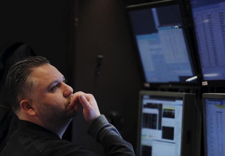 Американские фондовые индикаторы слабо меняются в ходе торгов