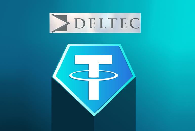 Банк Deltec: стейблкоин USDT от Tether полностью обеспечен резервами