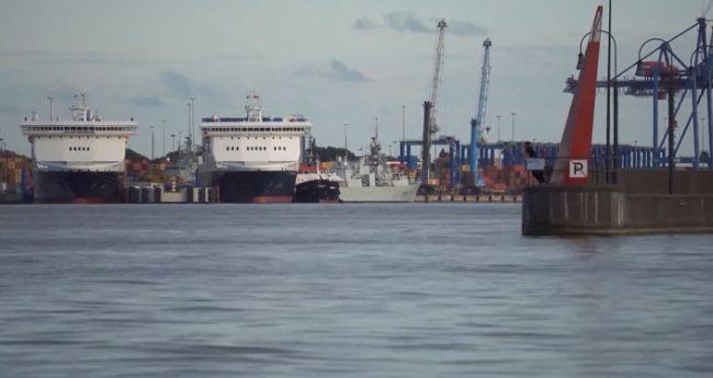 Белоруссия подпишет договор о перевалке грузов через порты России