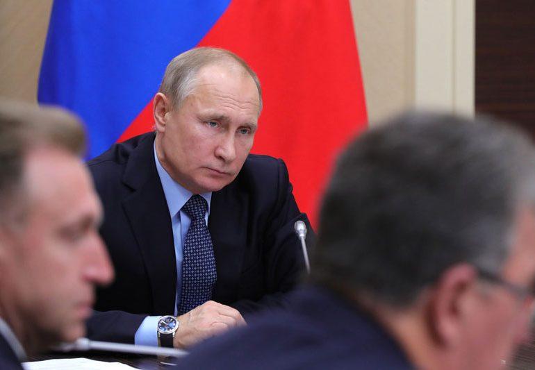 Бесконечное количественное смягчение раздувает финансовый пузырь, чреватый потрясениями - Путин