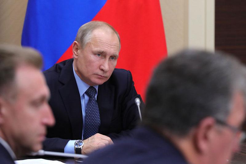 Бесконечное количественное смягчение раздувает финансовый пузырь, чреватый потрясениями — Путин