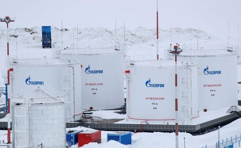 Доля Газпрома на рынке Европы в 20г снизилась до 33%