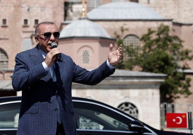 Эрдоган: высокие процентные ставки ни к чему хорошему не приведут