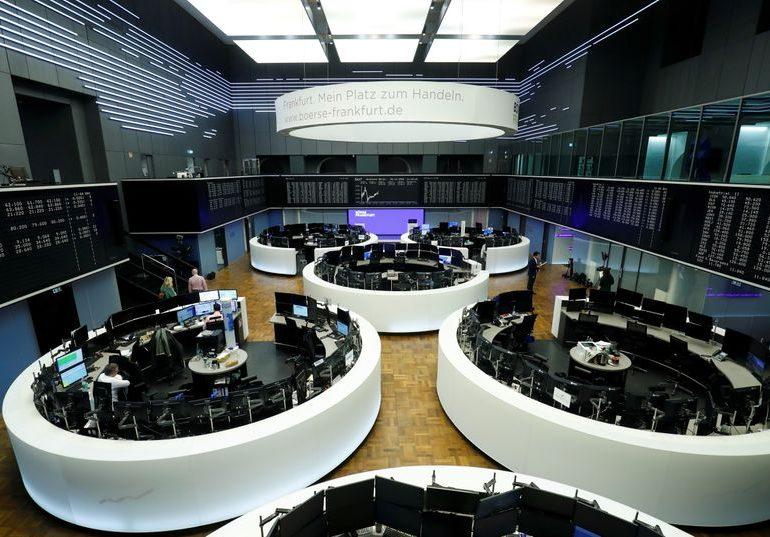 Европейские акции на подъеме за счет надежд на стимулы в США, оптимистичных данных КНР