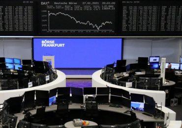 Европейские акции падают вслед за Уолл-стрит