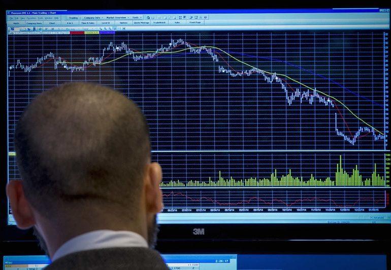 Европейские рынки акций завершили торги на понижательном тренде
