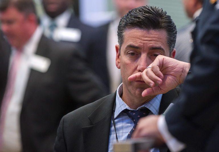 Фондовая Америка торгуется разнонаправленно