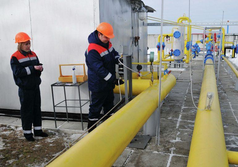 «Газпром» в январе снизил транзит газа через Украину