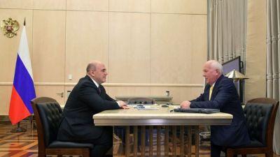Глава Ростеха надеется, что выручка госкорпорации в 2021 году превысит 2 трлн рублей