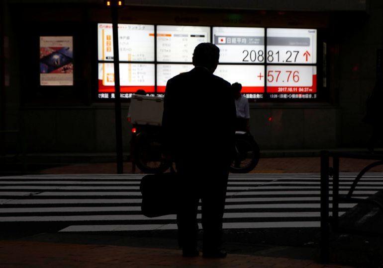 Индекс Nikkei вырос пятую сессию подряд, снова на максимуме с 1990 г