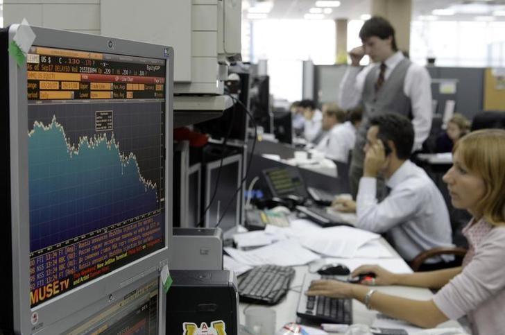Итоги торгов. Падаем с опережением других рынков