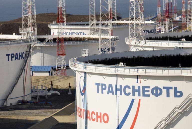 Казахстан приостановил транзит нефти через РФ из-за проблем с электроснабжением -- ИФ цитирует Транснефть