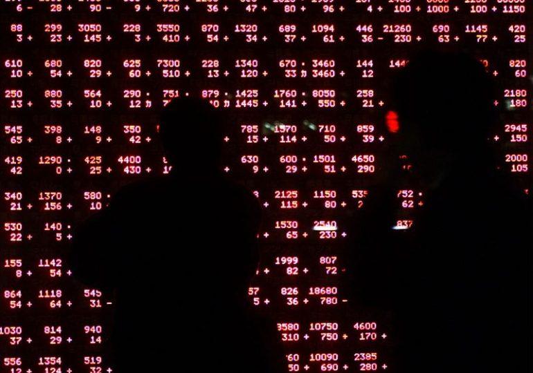Китайские акции завершили сессию рекордным за полгода падением