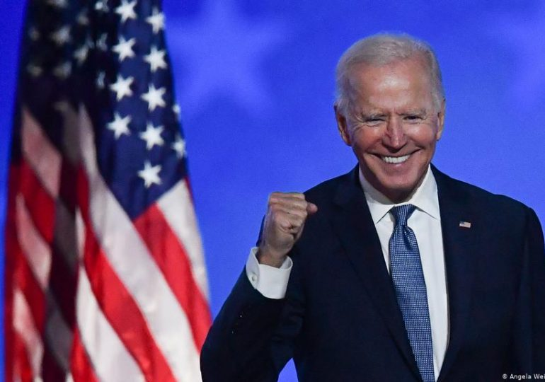 Конгресс США подтвердил победу Байдена