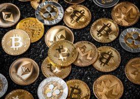 Криптовалюта Биткоин просела на 10%