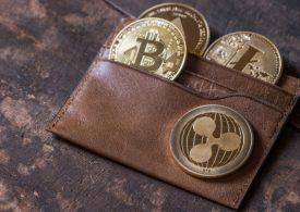 Криптовалюта Биткоин просела на 17%