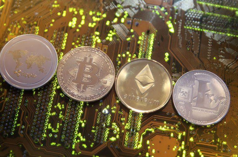 Криптовалюта Лайткоин  рухнула на 37%  От Investing.com