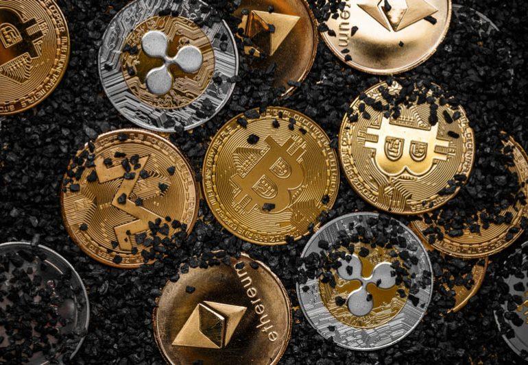 Криптовалюта Рипл просела на 14%
