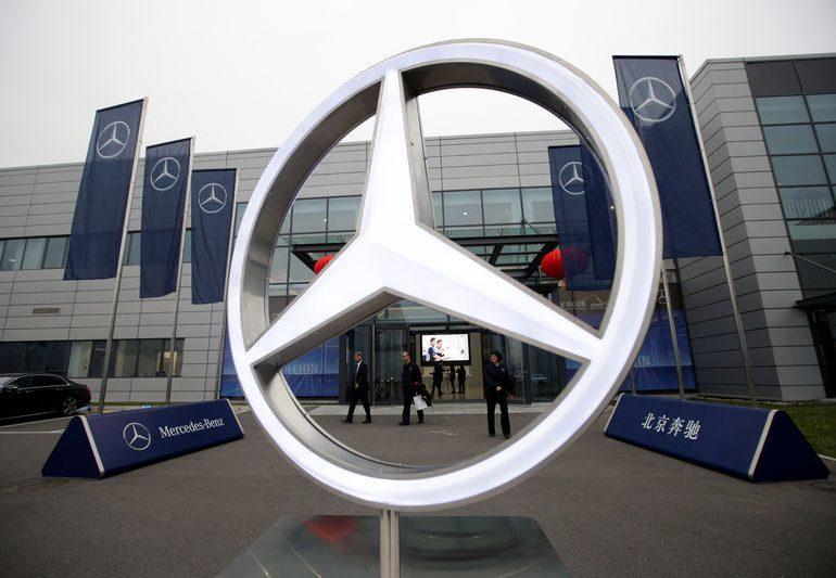 Mercedes-Benz выпустил электрический внедорожник