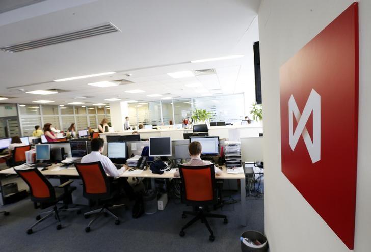 Мосбиржа назвала самые популярные акции у россиян От Investing.com