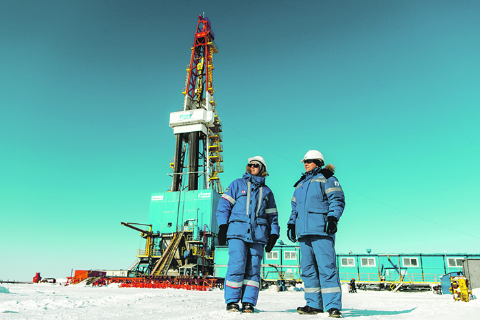 Нефтяники болеют за Китай
