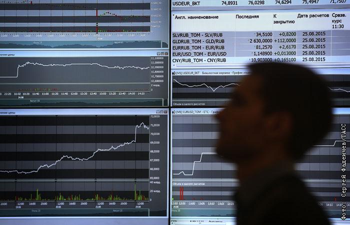 Объем торгов Петербургской биржи в 2020 году перешагнул 1 трлн рублей