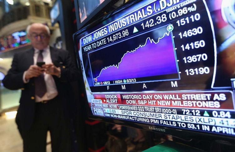 Падение американских индексов Dow Jones и S&P 500 на итогах заседания ФРС стало максимальным с октября