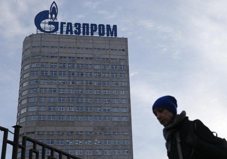 """Поставки """"Газпрома"""" в дальнее зарубежье в 1-й половине января выросли на 41,5%"""