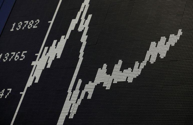 Прибыль европейских компаний упала на 26% в 4 кв