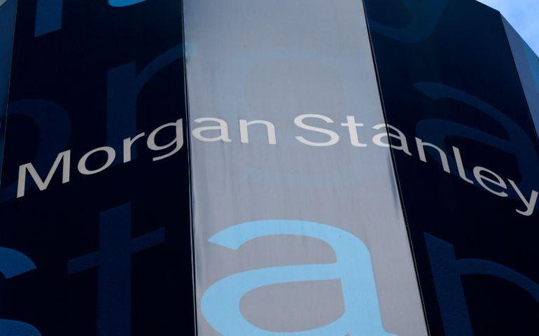 Прибыль Morgan Stanley в 4кв превысила прогнозы за счет трейдинга