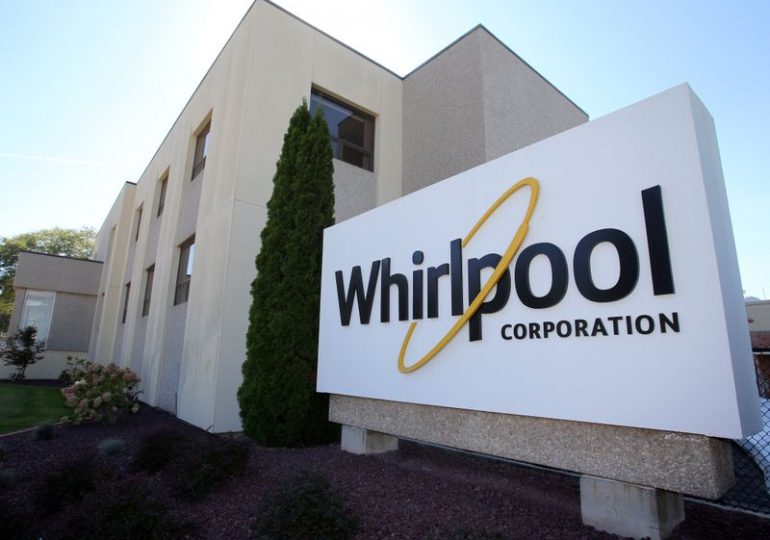 Прибыль Whirlpool выросла на 72,6% в четвертом квартале