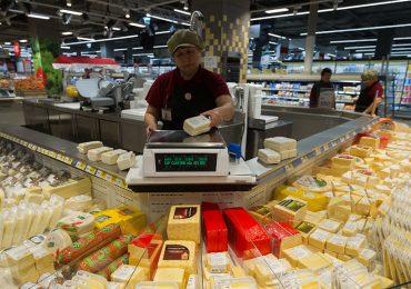 Производство сырных продуктов в России снова стало расти