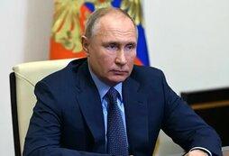 Путин заявил о сохранении факторов нестабильности экономического развития