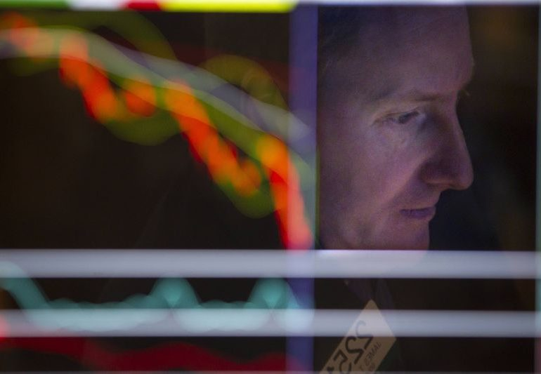 Российский фондовый рынок начал торги снижением