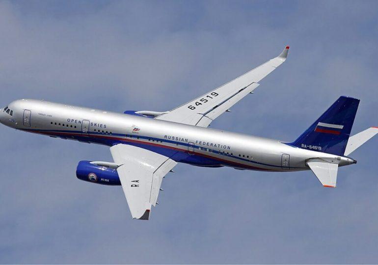 Россия объявила о выходе из Договора по открытому небу