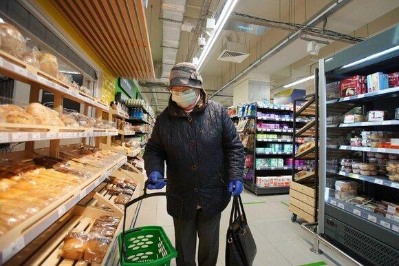 Росстат оценил инфляцию в январе