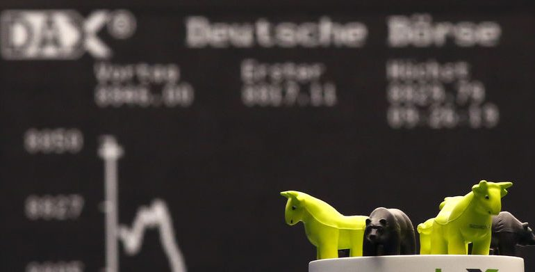 Рынки Европы наблюдают за изменениями в политике ФРС