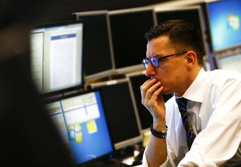 Рынок акций Московской биржи по состоянию на 13:00 мск 20 января растет