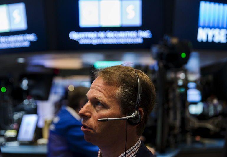 Рынок акций Московской биржи по состоянию на 16:00 мск 12 января растет