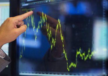 Рынок акций Московской биржи по состоянию на 18:45 мск 27 января снижается