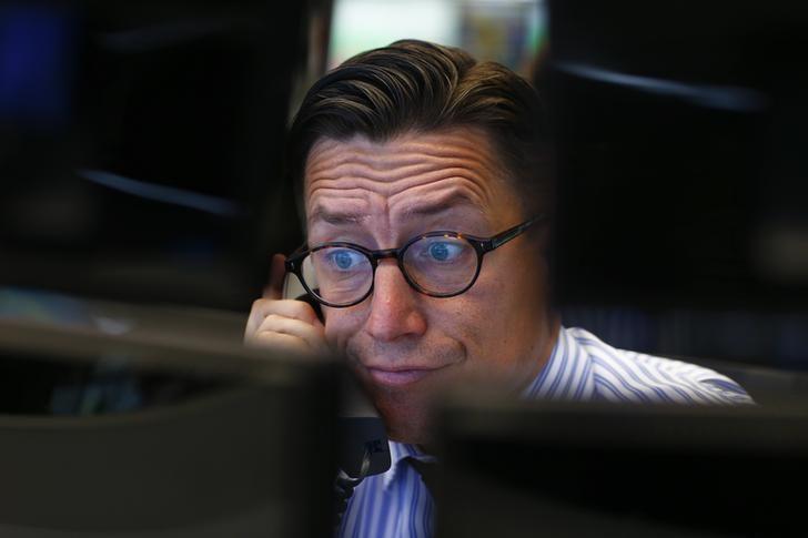 Рынок акций Московской биржи по состоянию на 18:45 мск 28 января снижается