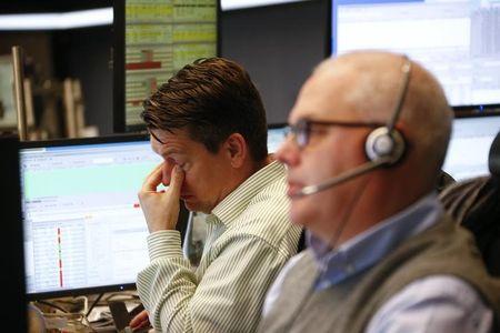 Рынок акций РФ начал торги снижение