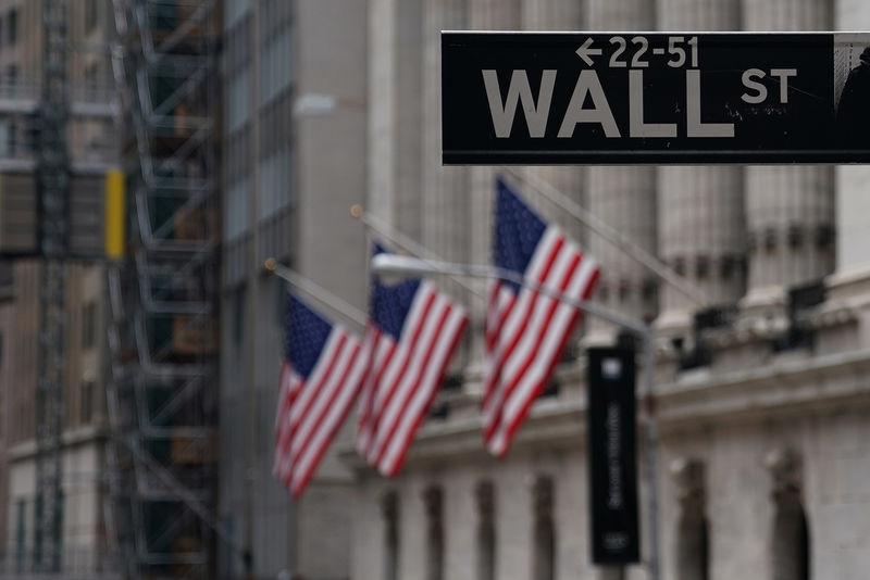 Рынок акций  США закрылся падением, Dow Jones снизился на 1,92% От Investing.com