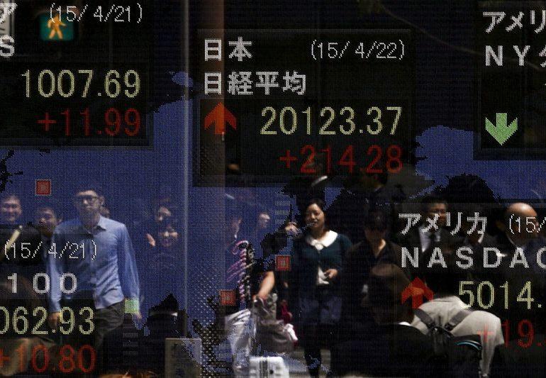 Рынок Азии на подъеме в середине недели