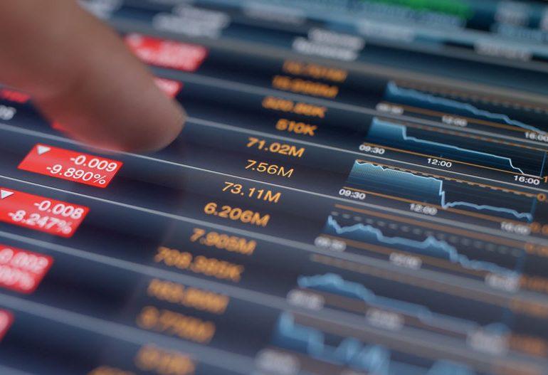 Старт дня. Российский рынок пошел вниз на открытии пятницы