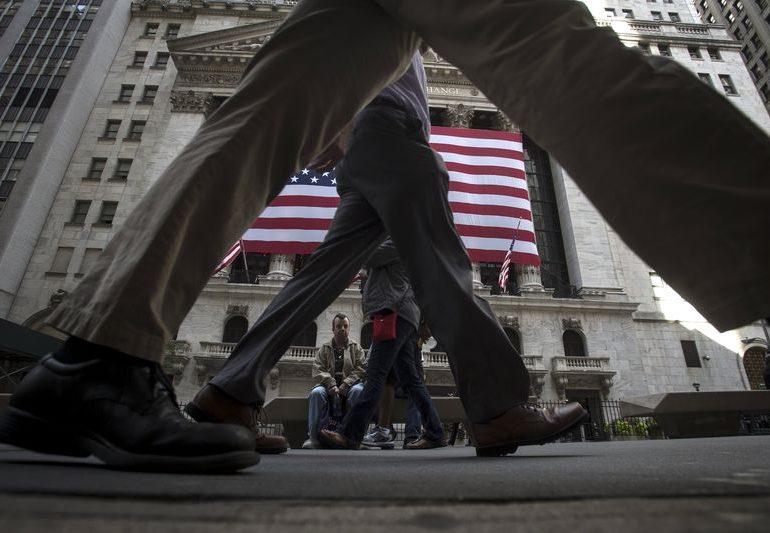 Уолл-стрит провожает Трампа ростом