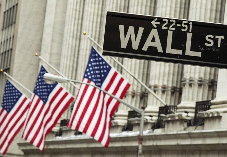 Уолл-стрит растет в ожидании выступления Йеллен